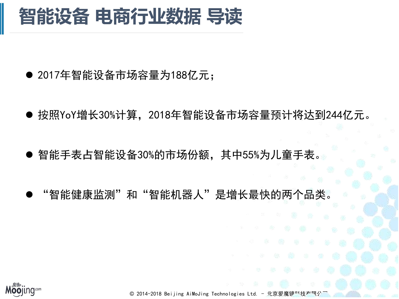 2018Q1智能设备电商行业分析_2